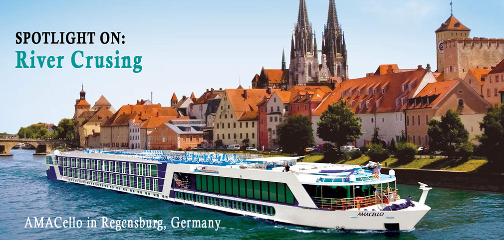 River Cruising, AMA Waterways. Portal World Travel